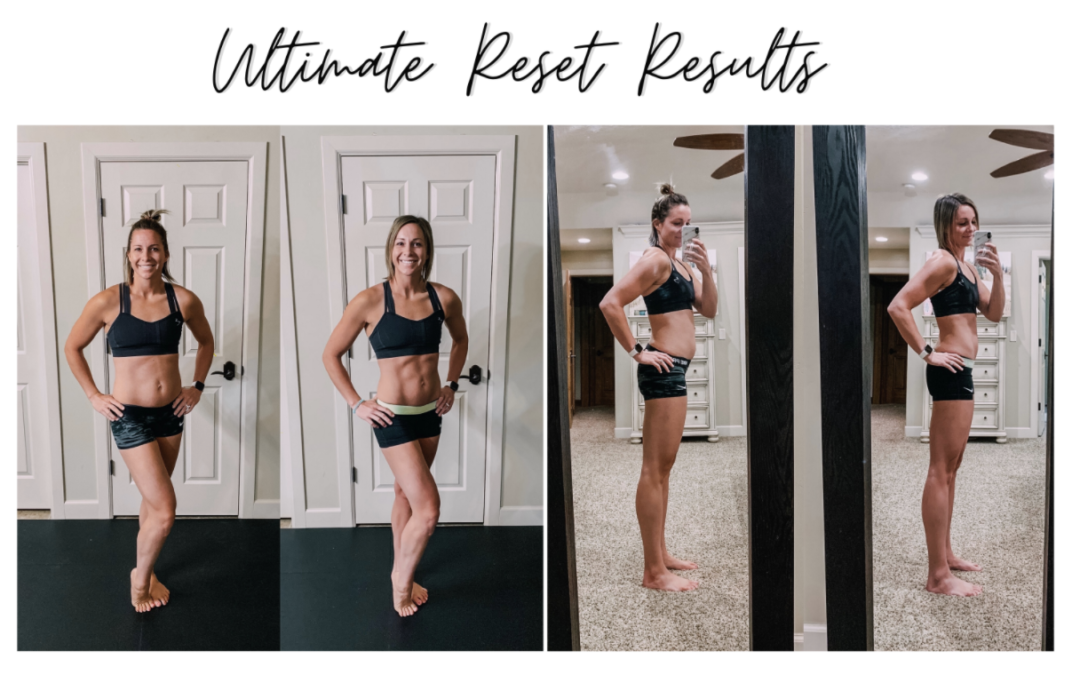 Reset in 21 Days with the Ultimate Reset