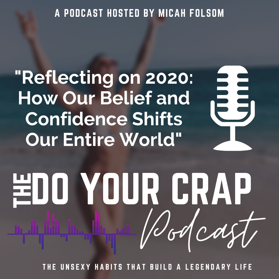 Reflecting on 2020: How Our Belief and Confidence Shifts Our Entire World